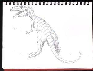 Dinosaur 001